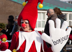 Bonjour! (j.elemans) Tags: winter holland history girl dutch sony lovely bonjour beuningen historie gelderland a300