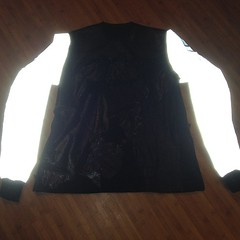 IBN JEANS reflective clothing - for more info contact info@IBNJEANS.com (IBN JEANS) Tags: vegas light black up leather shirt by youth night dark clothing glow flash illuminated jeans caution crocodile reflective childrens lightup hi safe visible seen swag pullover tradeshow highly 3m protect viz illuminate designers visibility streetwear sleeves leathershirt presskit stylist hiviz  longsleeves protectiveclothing kidsclothing magictradeshow tokyofashion boysclothing  berlinfashion  voguebambini crocodileleather vegasmagic dubaifashion  reflectiveclothing lambleather ukfashion iphoneography clothingyouth allblackeverything usafashion uploaded:by=instagram ibnjeans illuminatedbynight safeclothing magictradeshow2013 reflectiveclothingforchildren kidsreflectiveclothing businesstowatch businessestowatch kidsstylist kidstylist boysstylist childrenstylist