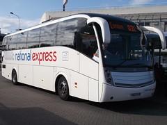 62 - YX07 HJD (Forbesy :)) Tags: nationalexpress eyms eastyorkshiremotorservices volvob12b caetanolevante yx07hjd