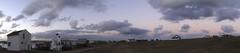 (Nacho GV (Krst-e)) Tags: ocean sunset sea sky naturaleza beach nature clouds faro uruguay atardecer evening mar twilight cabo dusk playa panoramic oxido atlantic cielo panoramica nubes tormenta rancho choza oceano atlantico oxidado hierro panoramico polonio