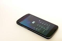 Google Nexus 4 Front