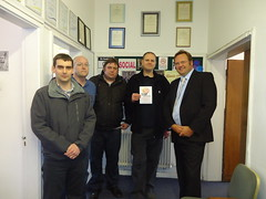 "Stephen Mosley MP meets Trade Union reps from DSG Sealand • <a style=""font-size:0.8em;"" href=""http://www.flickr.com/photos/51035458@N07/8516185825/"" target=""_blank"">View on Flickr</a>"