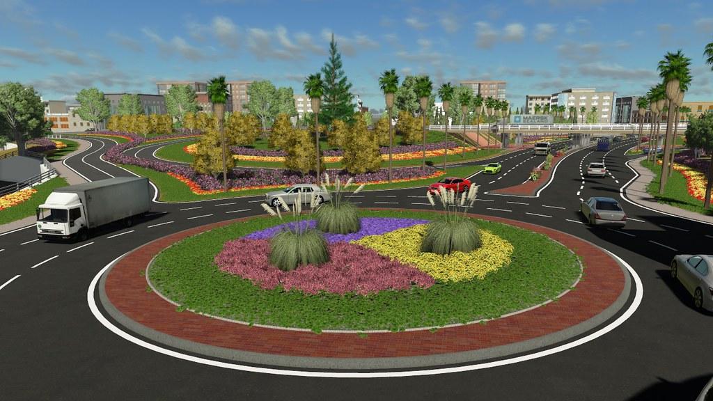 The world 39 s best photos of jardin and sketchup flickr for Conception jardin 14