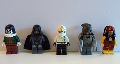 B4B Characters (-{Peppersalt}-) Tags: for lego battle superheros villians minifigures peppersalt blackhaven