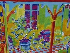 Paris Art Web - Painting - Francoise Abraham (Paris Art Web) Tags: painting mixedmedia mixedmediaoncanvas francoiseabraham contemporaryartinparis parisartweb