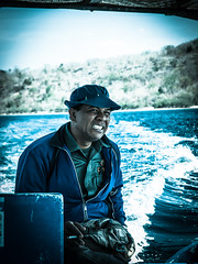 "Mas Tangal Ranger Menjanggan Island <a style=""margin-left:10px; font-size:0.8em;"" href=""http://www.flickr.com/photos/87204834@N03/8529800543/"" target=""_blank"">@flickr</a>"