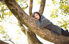 lazy day (Lucas Shu) Tags: park light portrait tree nature japan afternoon expo natural plum osaka ume rei mino banpaku ilko allexandroff