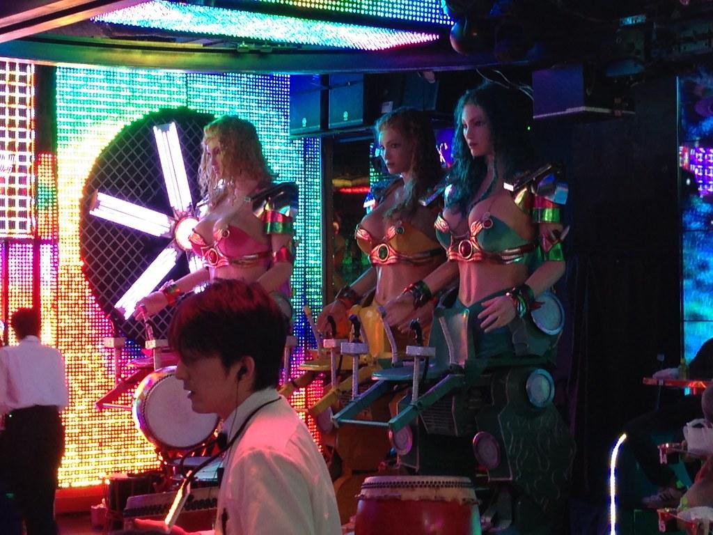 Nude club japan