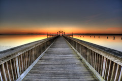 gonna get up....early in the morning (dK.i photography) Tags: colors night sunrise reflections dawn virginia pier early awesome clear woodbridge dst reflectedlight lateagain neutraldensityfilter leesylvaniastatepark almostmissedit singhraydarylbensonrgnd damnalarmclock ptomacriver