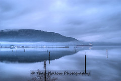 Cowichan Bay Marina - Cowichan Bay, BC, Canada (Toad Hollow Photography) Tags: ocean morning mist canada mountains cold reflection water fog clouds sailboat marina landscape boats marine frost bc vancouverisland sail vista hdr cowichan cowichanbay greatphotographers rememberthatmomentlevel1 rememberthatmomentlevel2 rememberthatmomentlevel3