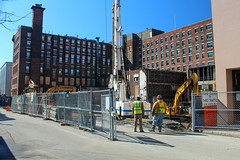 IMG_6320 (kz1000ps) Tags: boston architecture real construction university downtown estate massachusetts huntington demolition fenway ymca avenue residential development northeastern redevelopment
