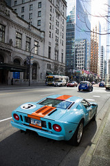 Ford GT (williecb750) Tags: ford car vancouver gt