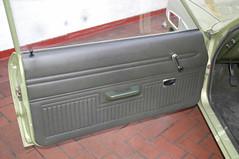 German Taunus TC1 1.6L 1971 (Ale06.6) Tags: classic ford argentina argentine sedan germany deutschland alemania trim tapestry tc1 fordtaunus doorcards tapizado