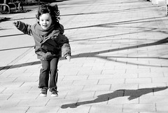 boing ! (Chagab) Tags: pictures street colors beautiful kids children 50mm photo kid model nikon child kinder kind fotos enfants d200 enfant