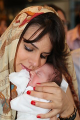 Mother's love (ido1) Tags: baby love mom mother madona