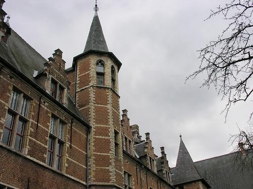 Mechelen,Koninklijke Manufactuur de Wit -  Refugie abdij van Tongerlo - © Antheunis Jacqueline