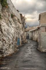 Calle de Lujar (Un fotgrafo de andar por casa) Tags: espaa calle nikon andalucia granada hdr lujar d7000 photographyforrecreation
