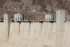Hoover Dam, USA, September 2012