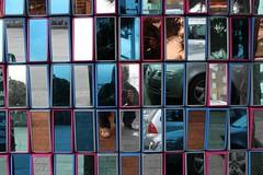MirroredSelfie (faceylove) Tags: street selfportrait london canon reflections eos mirrors hackney dalston selfie 60d
