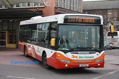 Bus Eireann SL22 (09C252). (SC 211) Tags: bus station march place cork parnell scania eireann 2013 omnilink sl22 k230 09c252