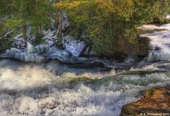 A water shoot on the Youghiogheny River, Swallow Falls State Park (PhotosToArtByMike) Tags: winter river rapids garrettcounty swallowfalls westernmaryland watershoot youghioghenyriver swallowfallsstatepark
