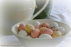 Pasen 2013 (MiChaH) Tags: food easter eggs brunch teapot eten pasen theepot paaseitjes 2013 easteregges