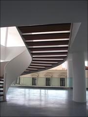 DSCF8277 - MAR - Museu de Arte do Rio (Marcia Rosa ()) Tags: arquitetura architecture mar stair line escalera escada curve linha curva marciarosa