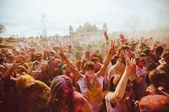 Holi Festival of Colors 2013 (www.trentonmichael.com) Tags: color utah davis cornstarch ramarama 1635mm spanishfork canon5dmarkii trentonmichael holifestivalofcolorshindu