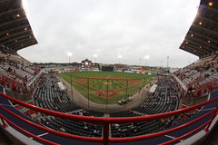 Richmond Flying Squirrels vs. New Britian Rock Cats (Opening night)