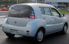 2004 Toyota  Will Cypha (D70) Tags: new 2004 speed mt 4 engine zealand will nz automatic wellington toyota petrol hatchback cypha 13l willcypha 1299cc gkm370
