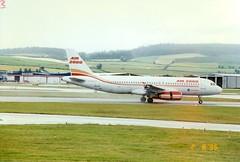 Air 2000 A320, G-OOAB (CVG6 Fan) Tags: airbus a320 abz aberdeenairport air2000 egpd