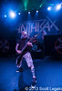 Anthrax @ Metal Alliance Tour, The Fillmore, Detroit, MI - 04-06-13