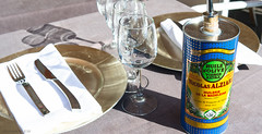 Nice − ready for lunch (KLAVIeNERI) Tags: france nice photographer côtedazur lunchbreak olivoil leicaforum leicax1 leicaimages ilovemyleica photographersontumblr