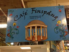 Cafe Finspng in Minneapolis, MInnesota - far from the small Swedish town Finspng (Vilseskogen) Tags: usa cafe sweden creative commons svensk finspang vilseskogen