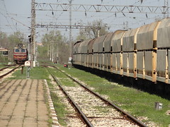7623 arriving @ Boychinovtsi Station (Evelin Iliev) Tags: train montana transport traction trains bulgaria railways bulgarian mezdra bdz