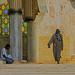 nella moschea di touba