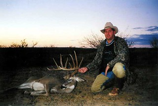 Texas Free Range Whitetail Hunt - Cotulla 28
