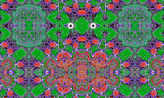 Apr 25 (joybidge (back from vacation)) Tags: canada art colourful exciting kaleidoscopic detailed alteredimage fractallike veganartist naturepatternscanada philscomputerart magicalgeometry