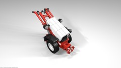 belos_04 (pehter aka ibbe) Tags: tractor lego gravely mocs lawnmover belos