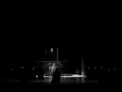 () Tags: life street red blackandwhite music black monochrome wall dance doors background horizon ghost gothic grain surreal gift mysterious intriguing vignette           romantism