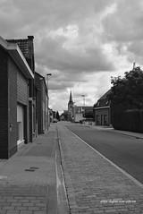 wervik 30/07/2016 (Wim Vandenbussche) Tags: wervik walk wandeling church kerk railway spoorweg nature streets straten street straat abstract