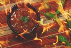 Some Like It Hot (Caroline.32) Tags: happyslidersunday slidersunday salsa flamin flaming hot nikond3200 18140mmlens