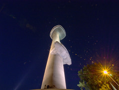 Euromast (michieljacker) Tags: rotterdam rotjeknor thenetherlands holland nederland nacht night urban park euromast