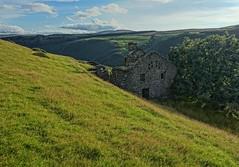 From Ballamish to Killabrega (doncontrols) Tags: ellanvannin upland croft farm ruin derelict abandoned isleofman sulby ballamish cronkgarrow garroo killabrega
