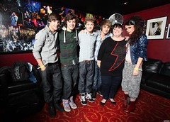 (One Direction Archive) Tags: 2010 celebrities celebrity colourimage female fulllength male music pop xfactor xfactormagazine one direction mary byrne cher lloyd