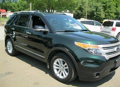 Ford - Explorer XLT - 2015  (saudi-top-cars) Tags: