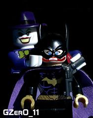 Batgirl #41 Cover (New 52) (GZer0_11) Tags: lego batman custom decal dc comics villains joker cover killing joke batgirl barbara gordon 41 new 52