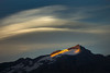 Lenticular Cloud Above Furggen (a galaxy far, far away...) Tags: tramonto sunset alps alpine alpen alpi furggen penninealps lenticular cloud lenticolare weather hiking nature naturallight light playoflight atmosphere atmospheric mood moody outdoor robertobertero canon bivaccobobba outdoorphotography