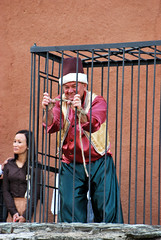 Vidm trk fogoly (Pter_kekora.blogspot.com) Tags: kszeg 1532 ostrom magyaroroszg trtnelem hbor ottomanwars 16thcentury history siege castle battlereenactment hungary 2016 august summer