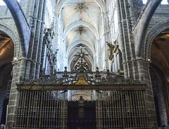Catedral de vila - Coro (Buxtejor) Tags: rgano organ orgue orgel vila